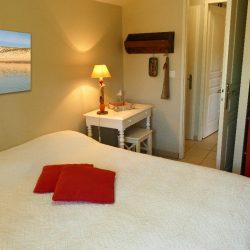 Chambre avec lits simple Villa des Hérons - Villa Caroline
