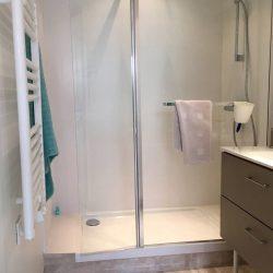 Salle de bain de Villa Bancot à Arcachon
