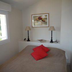 Chambre double de la Villa des Hérons - Villa Caroline au Cap Ferret
