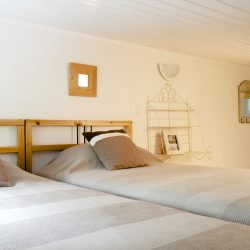Chambre 3 lits Chalet Villa Caroline