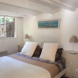 Deuxième chambre lit double Chalet Villa Caroline
