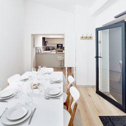 La salle à manger de Villa Garance - Villa Caroline à Arcachon